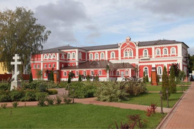 Успенский женский монастырь в Краснослободске
