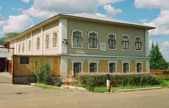 Музей-усадьба академика А. Н. Бакулева в деревне Бакули