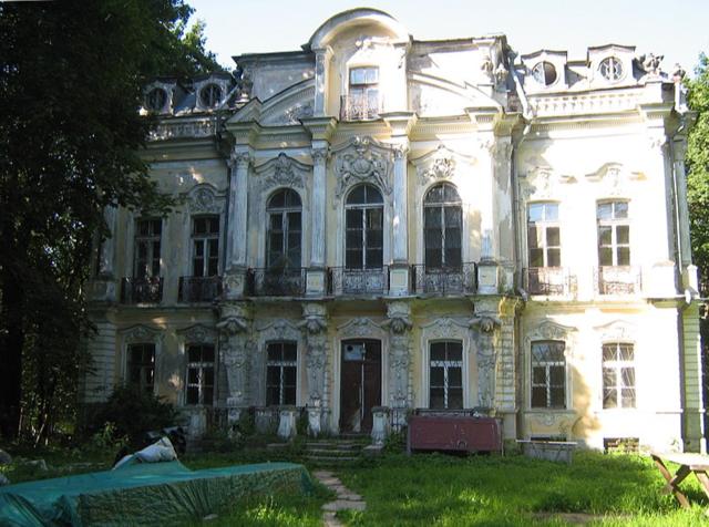 Собственная дача или императорский дворец Романовых