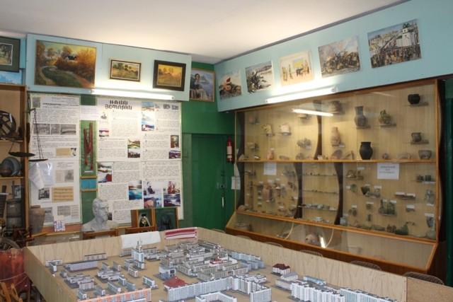 Историко-краеведческий музей города Армянска