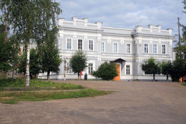 Чердынский краеведческий музей им. А. С. Пушкина