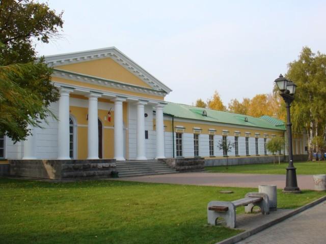 Национальный музей Удмуртской Республики им. К. Герда в Ижевске
