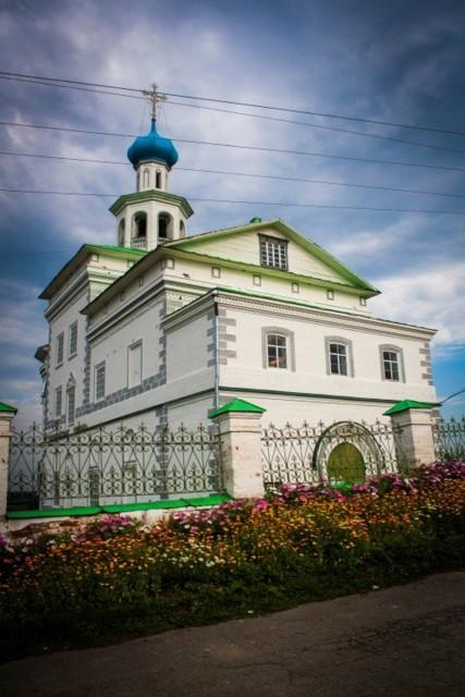 Чердынский Иоанно-Богословский мужской монастырь