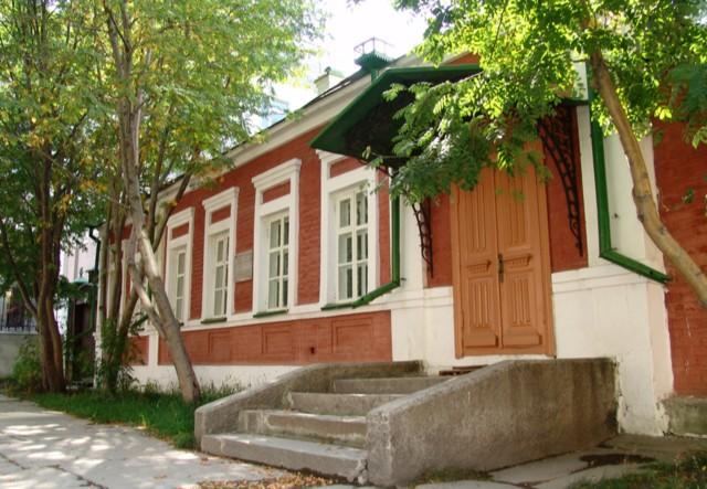 Литературно-мемориальный дом-музей Д. Н. Мамина-Сибиряка в Екатеринбурге
