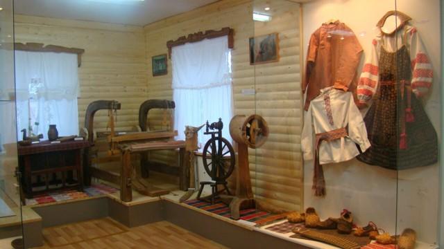 Гайнский краеведческий музей им. А. Я. Созонова