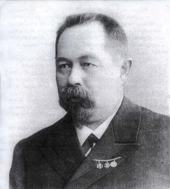 Никонов Николай Никитич
