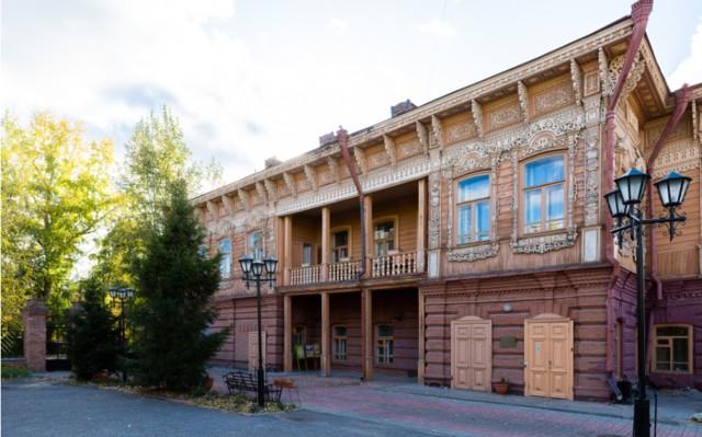 Дом Шишкова