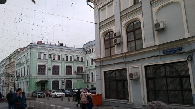 Здание театра Солодовникова