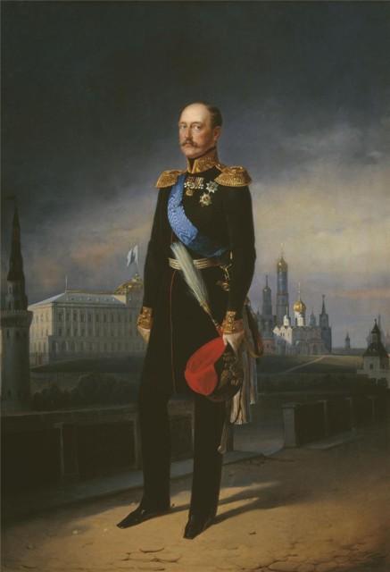 Романов Николай I Павлович
