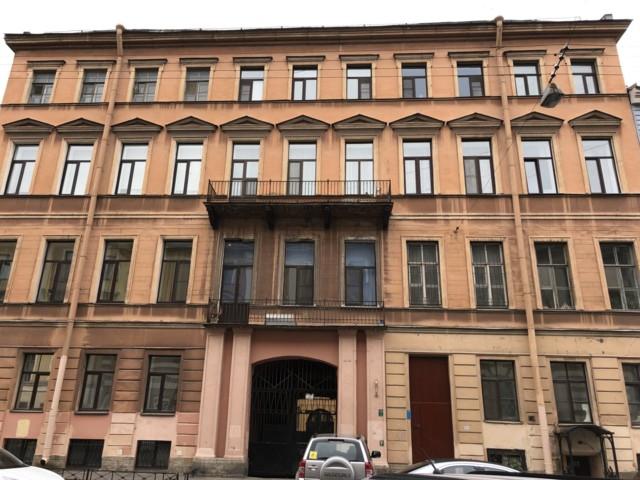 Дом адмирал Макарова в Санкт-Петербурге