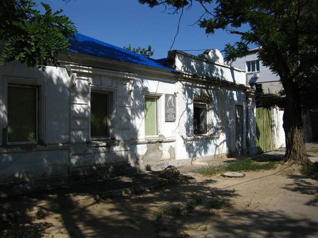 Родительский дом адмирала Макарова в Николаеве