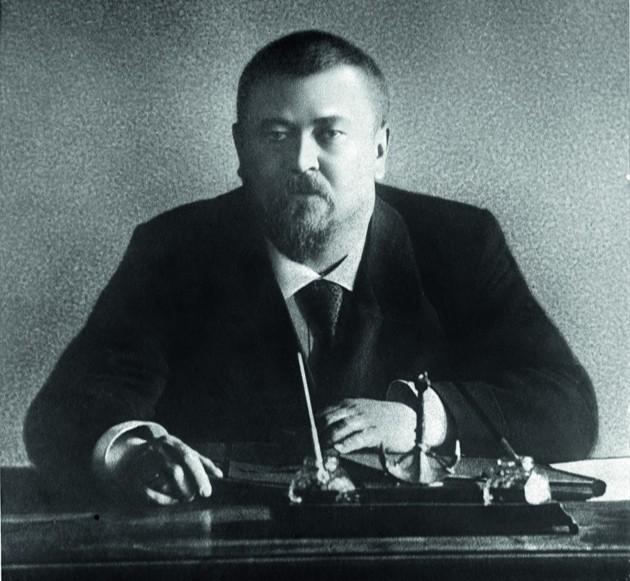 Морозов Савва Тимофеевич