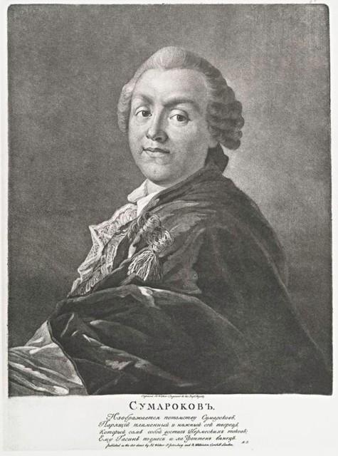 Сумароков Пётр Панкратьевич