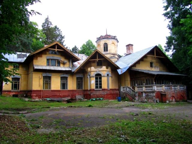 Усадьба Турлики (Морозовская дача)