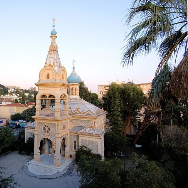 Церковь Архангела Михаила в Каннах