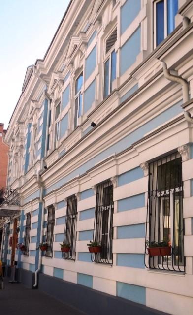 Жилой дом Ивана Кащенко