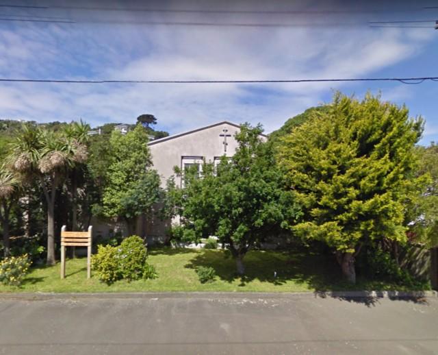 Церковь Христа Спасителя в Новой Зеландии