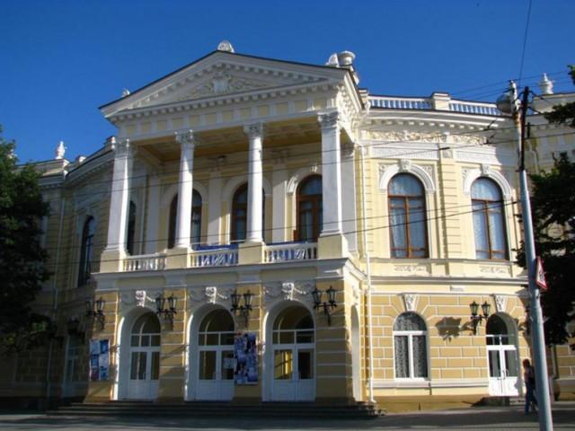 Здание бывшего Нахичеванского театра