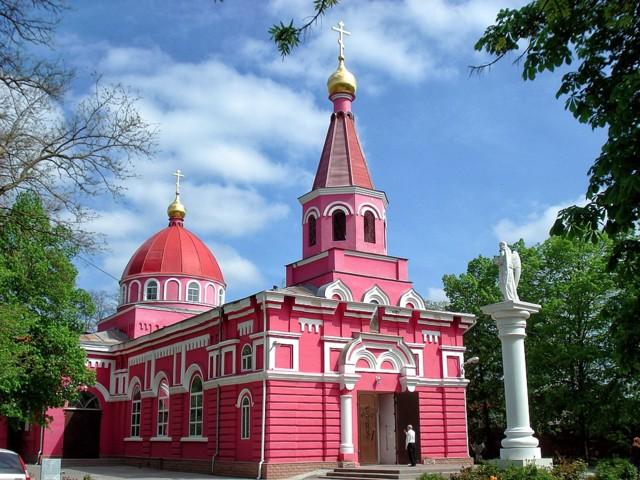 Храм Вознесения Господняв Ростове-на-Дону