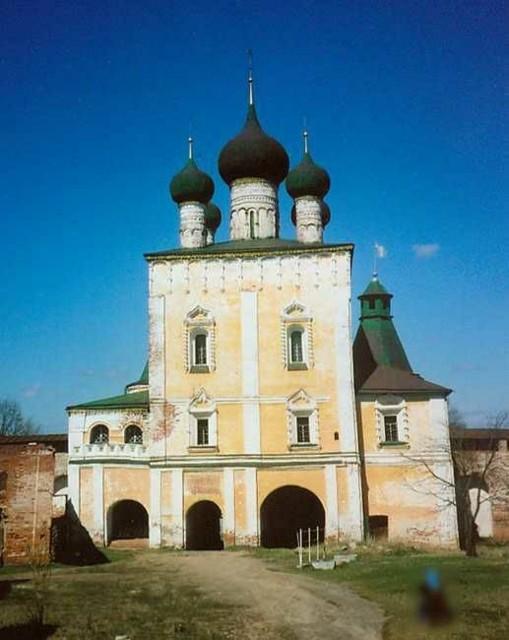 Церковь Сретения господня в Борисоглебском монастыре