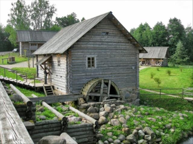 Бугровская мельница