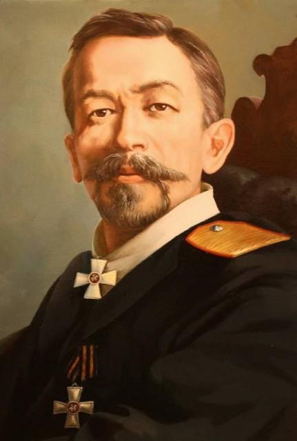 Лавр Георгиевич Корнилов, прославленный генерал и ученый