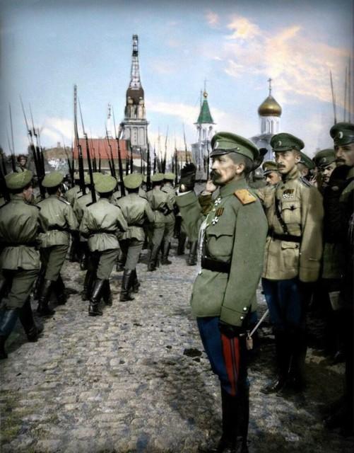 Лавр Георгиевич Корнилов, несостоявшийся спаситель России