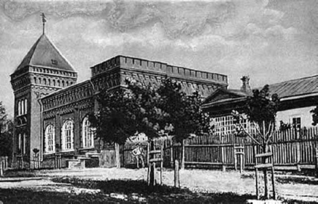 Храм преподобного Амвросия Оптинского Казанской Амвросиевой пустыни