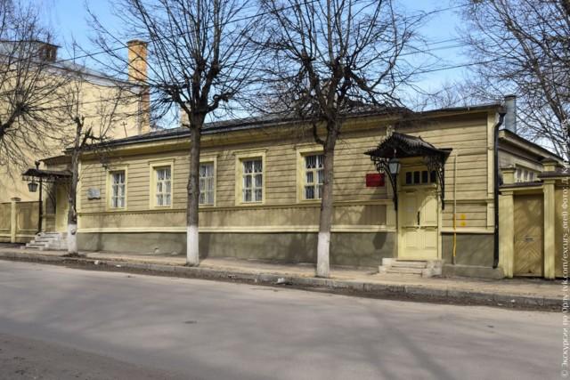 Дом-музей Т.Н. Грановского в Орле