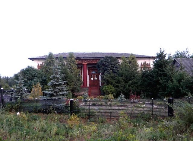 Усадьба И. П. Анненкова в Карманово