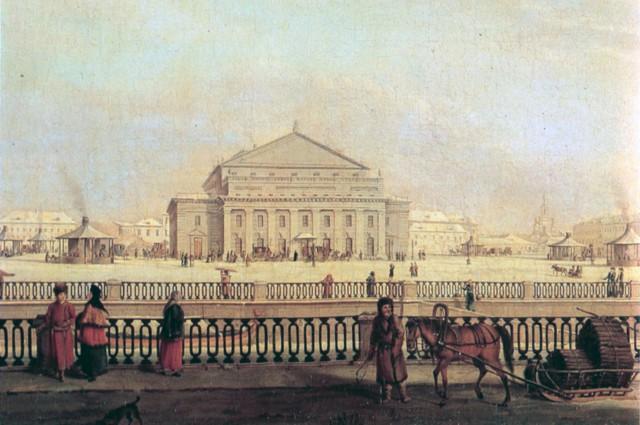 Большой театр в Санкт-Петербурге