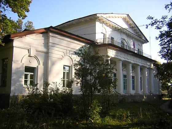 Усадьба Румянцева-Задунайского Великая Топаль