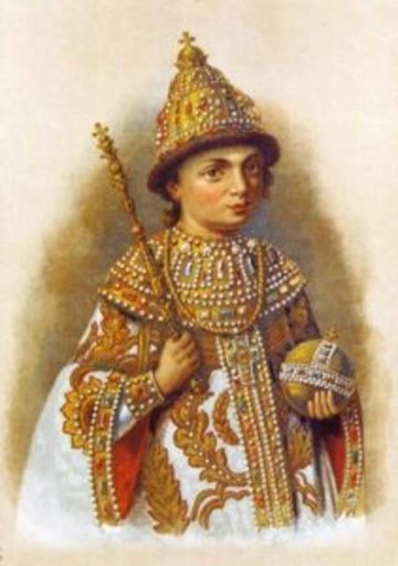 Романов Пётр I Алексеевич (Великий)