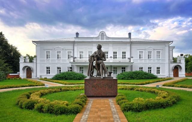 Музей-усадьба Веневитинова в Новоживотинном