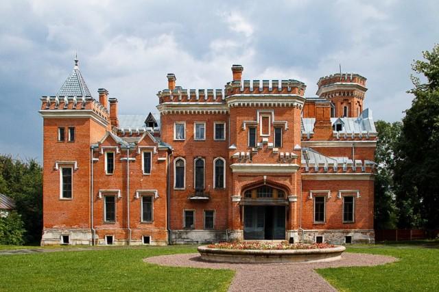 Дворцовый комплекс Ольденбургских в Рамони