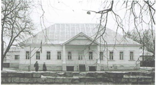 Усадьба Михневых-Кряжовых-Кожуховой в Чертовицах