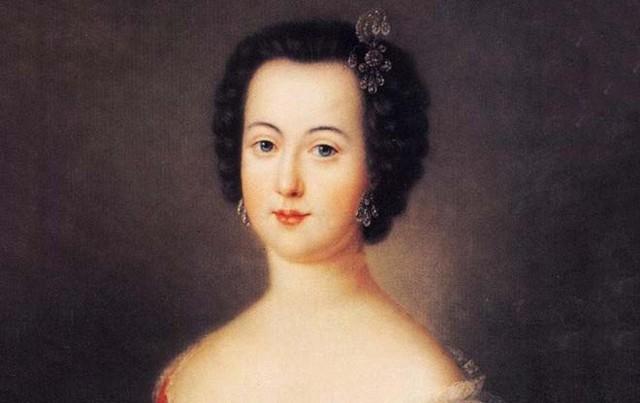 Ангальт-Цербстская Екатерина II Алексеевна (Великая)