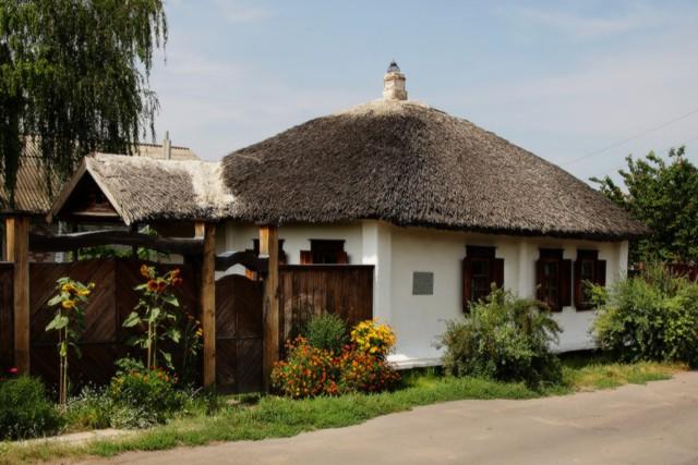 Дом-музей И. Н. Крамского в Острогожске