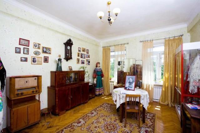 Музей-квартира М. Н. Мордасовой в Воронеже