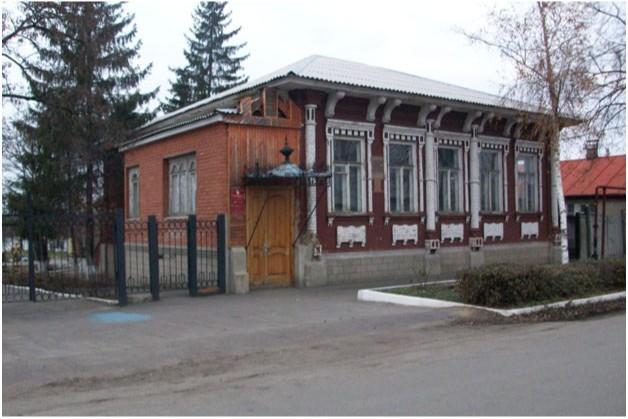 Бутурлиновский народный краеведческий музей