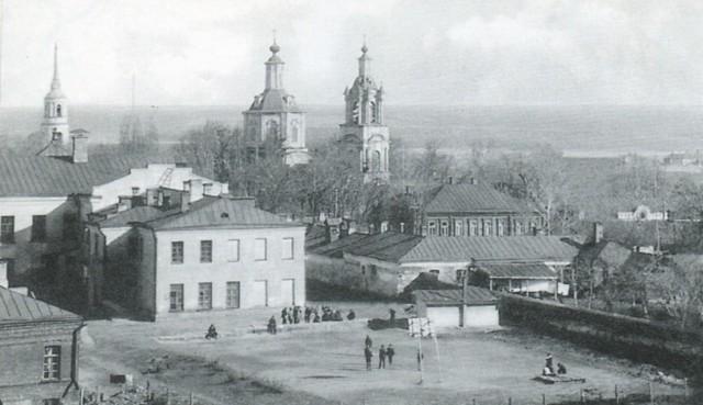Храм Введения во храм Пресвятой Богородицы в Воронеже
