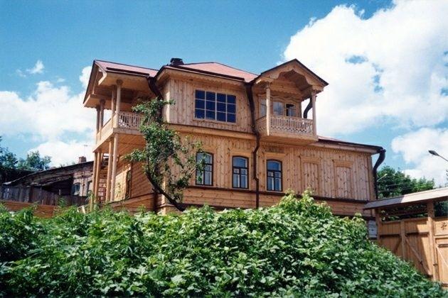 Дом-музей П. В. Кузнецова в Саратове