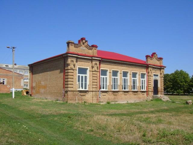 Музей имени Ф. А. Щербины в Новодеревянковской
