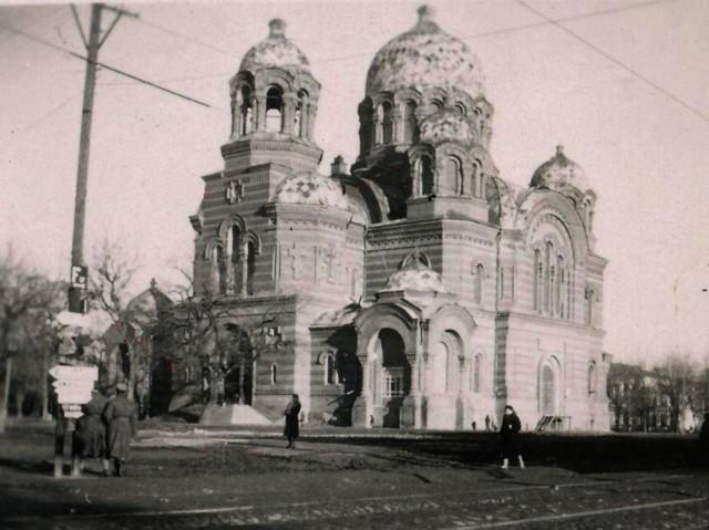 Кафедральный собор святой великомученицы Екатерины в Краснодаре