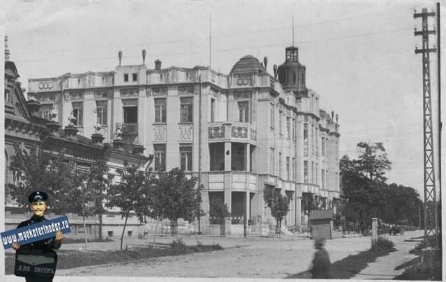Дом Акулова (Арбитражный суд) в Краснодаре