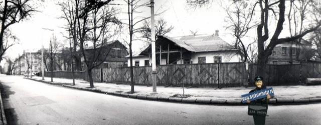 Дом атамана Бурсака в Краснодаре