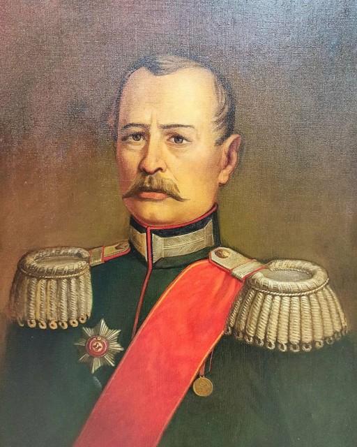 Бурсак Фёдор Яковлевич