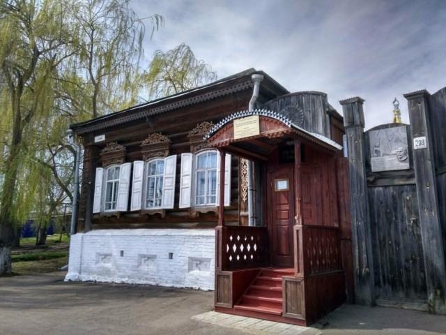 Художественно-мемориальный музей К. С. Петрова-Водкина в Хвалынске