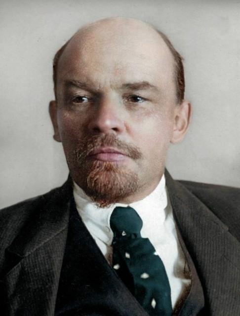 Ульянов-Ленин Владимир Ильич