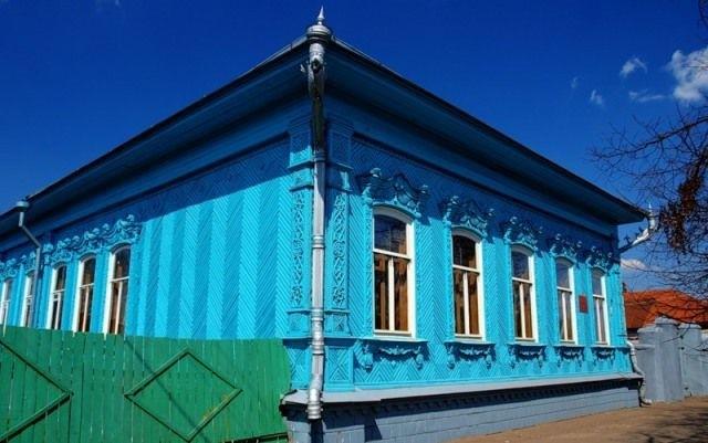 Дом купца Е. М. Дьякова в Балашове